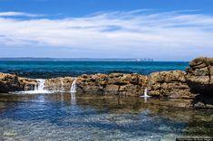 Hyams Beach, in Jervis Bay, NSW, Australia