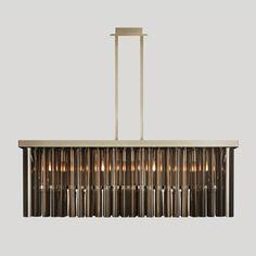 LONG CELILING LIGHTS | sizes 2 standard sizes 90cm long 150cm long for full