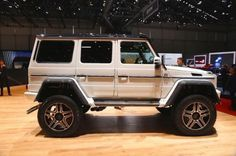 Debo9Ja.: G500 4x4² EXTREME MERCEDES BENZ TO BE OUT BY SEPTE...