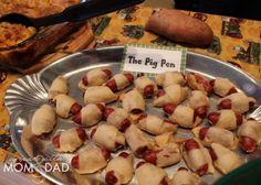Pig Pen ~ Food Idea