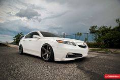 Custom Acura with Wheels tl-s 2002 | Andy's 2009 Acura TL – Courtesy Vossen Wheels - Acura Connected