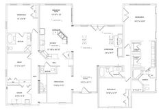 3 bed 3.5 bath and study