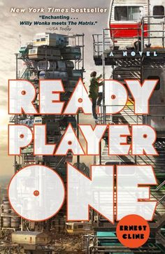 'Ready Playor One' by Ernest Cline   15 Books As Enchanting As The Harry Potter Series, Since You've Already Read Them A Million Times   Bustle