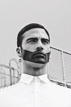Saville Dorfman by Leonardo Corredor for Homme Style Magazine