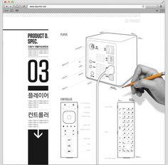 DaumTV+ web - doubledot