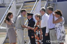 Day Sixteen: The Duke and Duchess of Cambridge visit Uluru