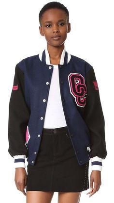 Opening Ceremony OC Varsity Jacket