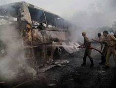 Who's to blame for 45 dead in Hyderabad bus inferno?