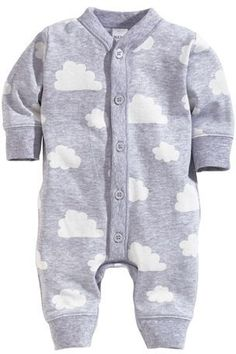 cloud romper for baby, really love.  #designer #baby #fashion