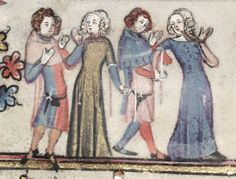 MS. Bodl. 264 The Romance of Alexander in French verse 1338-44; with two sections added in England c. 1400 Folio 171v