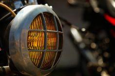 motorcycle headlight yellow 4h10.com