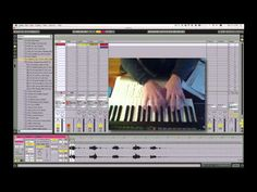 Ableton Live tip: use midi triggered clips as a beat synced sampler