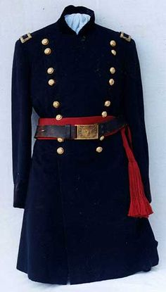 Civil War General Uniform 13