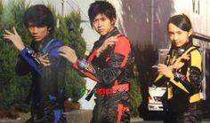 Hiromu Sakurada Ryuji Iwasaki Yoko Usami Kamen Rider Wizard, Go Busters, Power Rangers Art, Hero Time, Yoko, Superhero, Beast, Life, Get Skinny