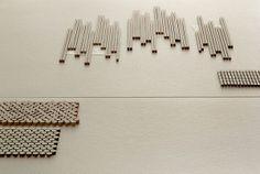 Innovative Fliesen von Tokujin Yoshioka für Mutina. Milan Design Week 2012. #Tiles #Fliesen #Homesk #Mutina www.homesk.de