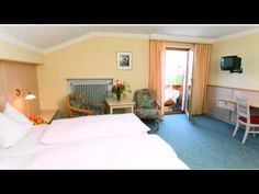Kleines Hotel Edeltraud - Aschau Im Chiemgau - Visit http://germanhotelstv.com/kleines-edeltraud Including a large terrace and garden with scenic views of the surrounding Aschau countryside Kleines Hotel Edeltraud offers rooms just a 10-minute drive from the Chiemsee Lake. Free Wi-Fi is included. -http://youtu.be/4mOlaGv_Qyo