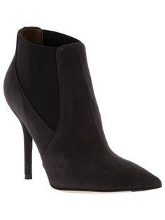 DOLCE & GABBANA - stiletto ankle boots