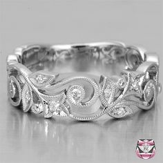 Wedding band. it looks like a lord of the ring ring, i love this!