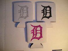 Detroit Tigers Koozie