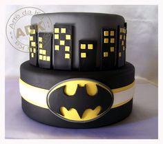 batman cake. Draven would love this!
