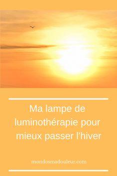 Pour compenser la faible intensité de lumière durant l'hiver, il suffit d'allumer sa lampe de luminothérapie. Retirement