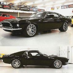 69 Mustang New Ideas Mustang Fastback, Ford Mustang Shelby Gt500, Mustang Boss, 2015 Ford Mustang, Old Muscle Cars, Custom Muscle Cars, Custom Cars, Camaro Zl1, Chevrolet Camaro