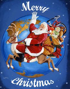 Christmas The World Over-Captioned  - JOSEPH HOLODOOK