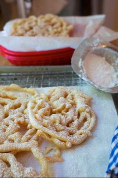 Dairy Free Egg Free Nut Free Funnel Cakes