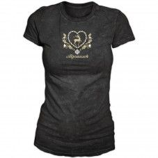 Black deer Alprausch women's T-shirt Black Deer, T Shirts For Women, Mens Tops, Fashion, Moda, Fashion Styles, Fasion
