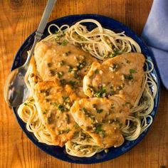 Chicken Piccata with Capers | MyRecipes.com