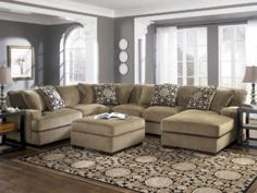 Big couch/sectional :) | Future Dream Home Checklist | Pinterest ...
