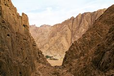 St. Catherine's Monastery, Sinai. | 51 Reasons To Fall In Love With Egypt