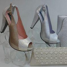 Y Bona bella trae #shoes #zapatos #calzado #cute #cuero #fashion #moda #pretty #woman #Mujer #latina #estilo #instamoment #original #look #lovely #lines #dorado #gold #tacones #plata #rosado #cccuartaetapa #bucaramanga Bona Bella 105 Fashion Moda, Pretty Woman, Latina, Heels, Bucaramanga, Footwear, Leather, Zapatos, Style