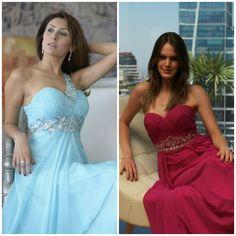 Los mejores vestidos de fiesta en santiago