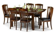 UF NEW! Canterbury Dining Set in Mahogany Finish, from $645 in Grafenwoehr