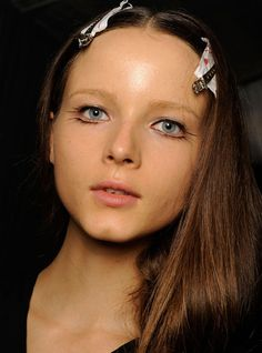 Mary Greenwell's make-up tips: Black should not be used as a shading colour