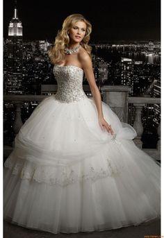 Vestidos de noiva Madeline Gardner 37015 2012