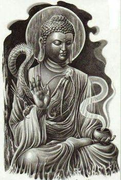 Buda tatoo