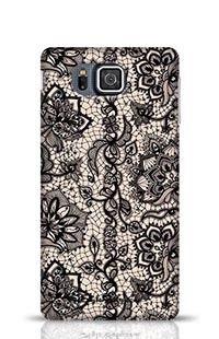 Flora Samsung Galaxy Alpha G850 Phone Case