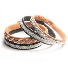 Swedish Sami bracelet.