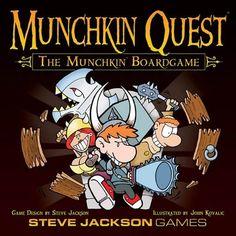 Munchkin Quest by Steve Jackson Games, http://www.amazon.com/dp/1556347677/ref=cm_sw_r_pi_dp_Va9fsb1JH9Z62