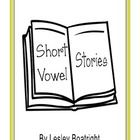 These five cute little stories have been helping my first graders remember the sounds of the short vowels for the past 13 years.  I hope they will ...