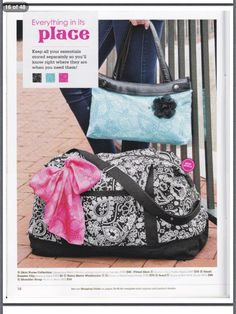 New spring products from Thirty-One!