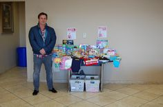 Bill Arowood: Donation Drive For Children's Hospital Meaningful to AUI Team