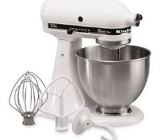 We're giving away…a KitchenAid Stand Mixer! Image