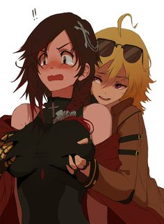 27 Best Enabler images in 2019 | Rwby, Anime, Rwby ships
