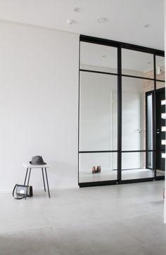 #liukuovet #säilytys #peiliovet #eteinen #corridor #homedecor #nordichome #mirrorline Scandinavian Style, Minimalist Home, Oversized Mirror, Furniture, Home Decor, Minimalist House, Decoration Home, Room Decor, Home Furnishings