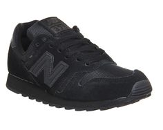 Buy Black Mono New Balance M373 Trainers from OFFICE.co.uk.
