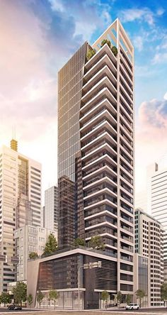 Future Apartments.