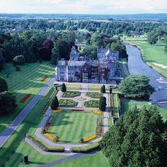 Adare Manor Hotel @ Ireland